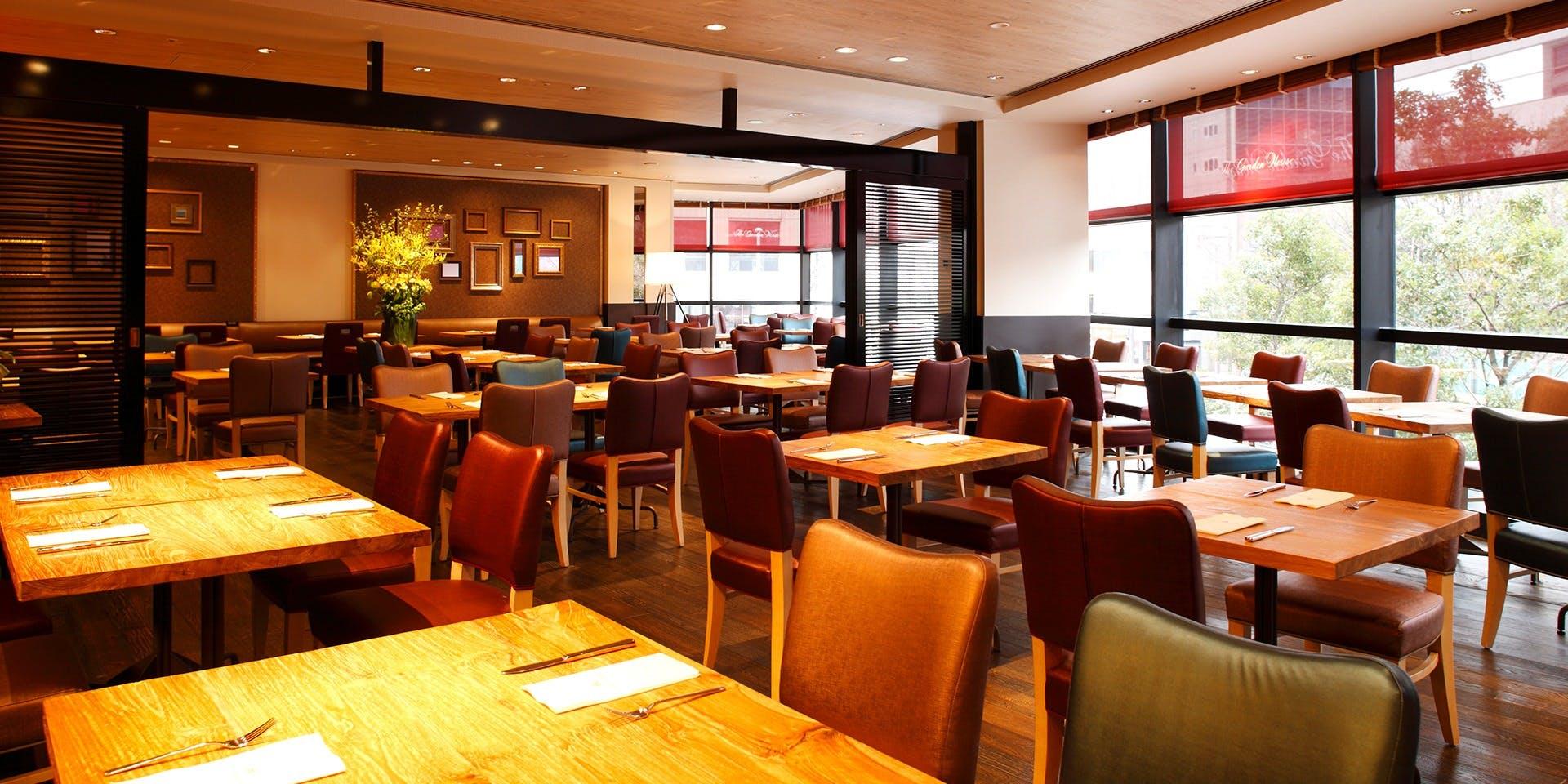 記念日におすすめのレストラン・ザ・ガーデンハウス/ホテル日航金沢の写真1
