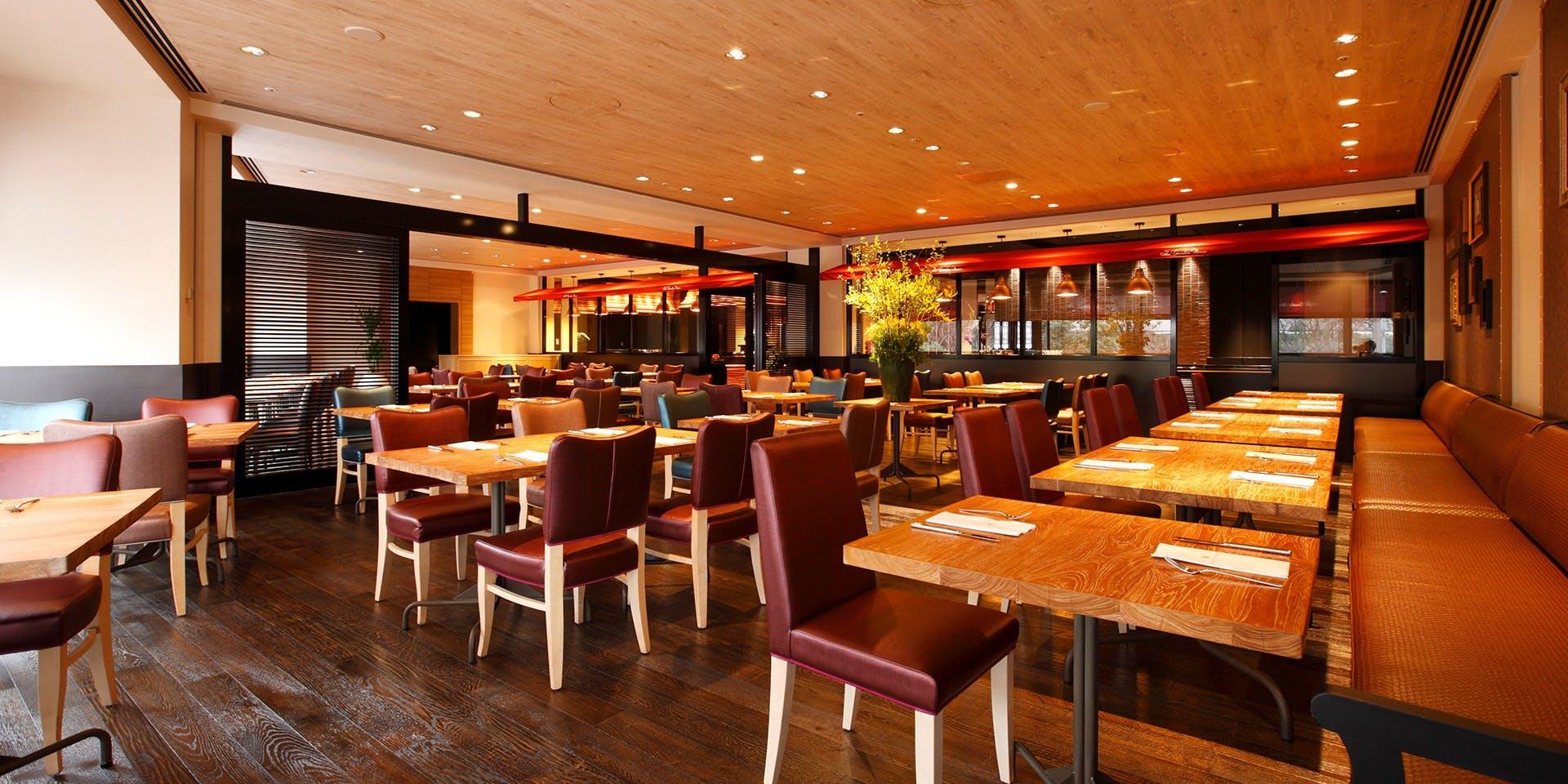 記念日におすすめのレストラン・ザ・ガーデンハウス/ホテル日航金沢の写真2
