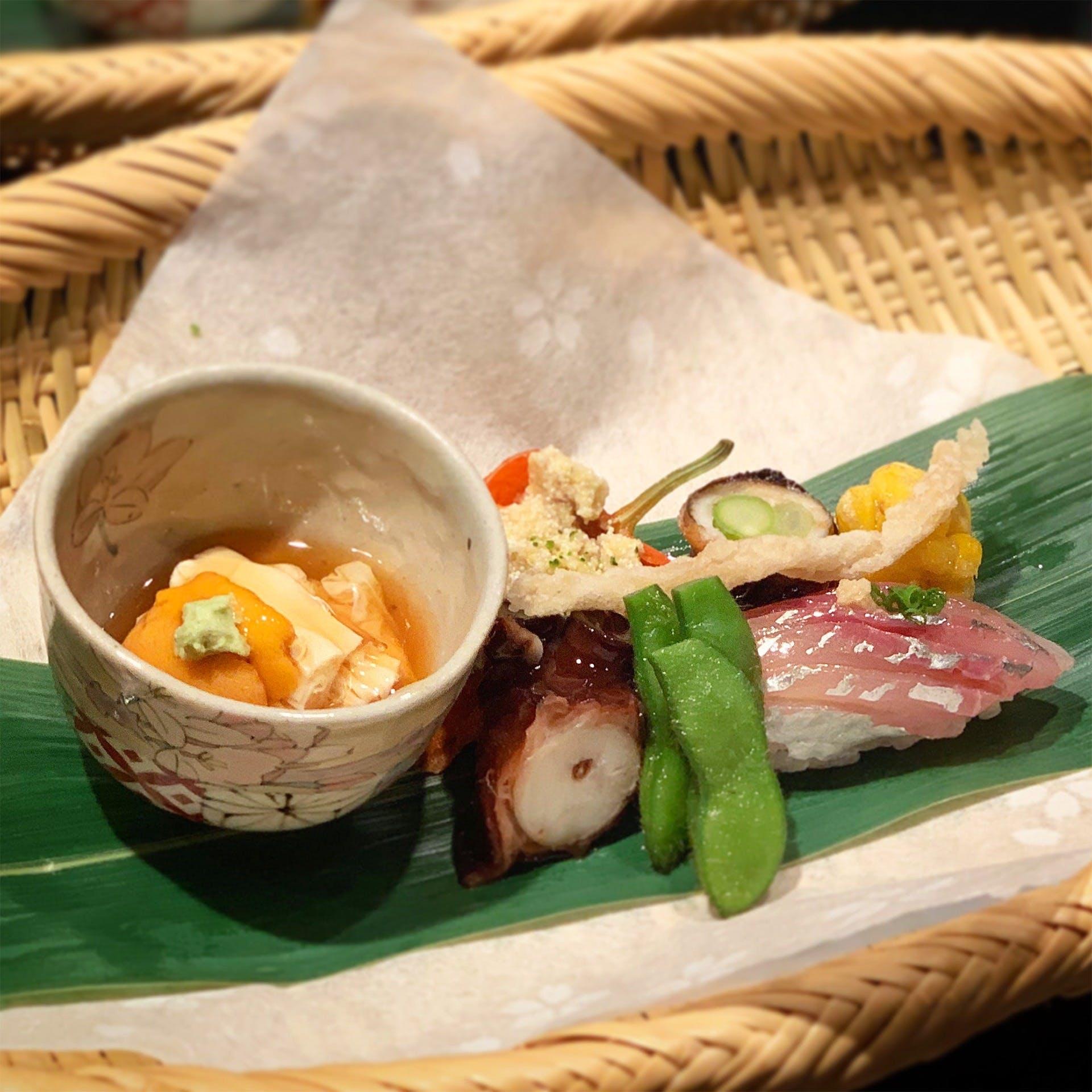 日本が誇る四季の食材