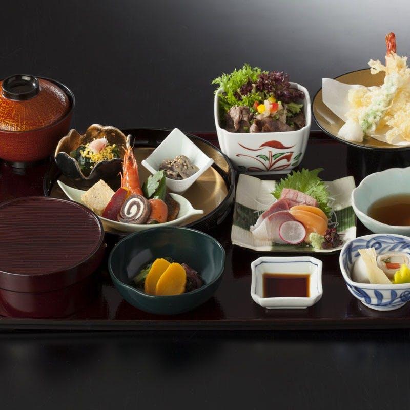 【京風お楽しみ御膳】お昼の和定食