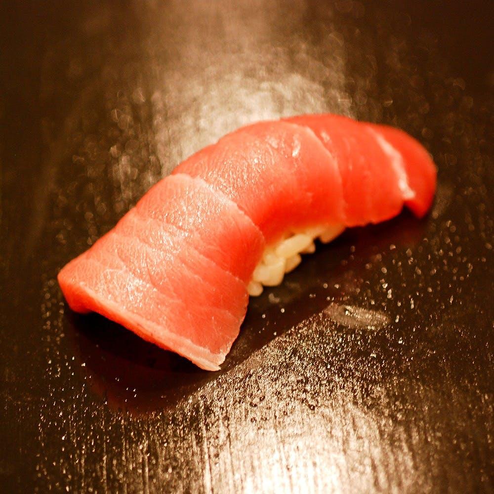 銀座でリーズナブルな価格でお寿司を