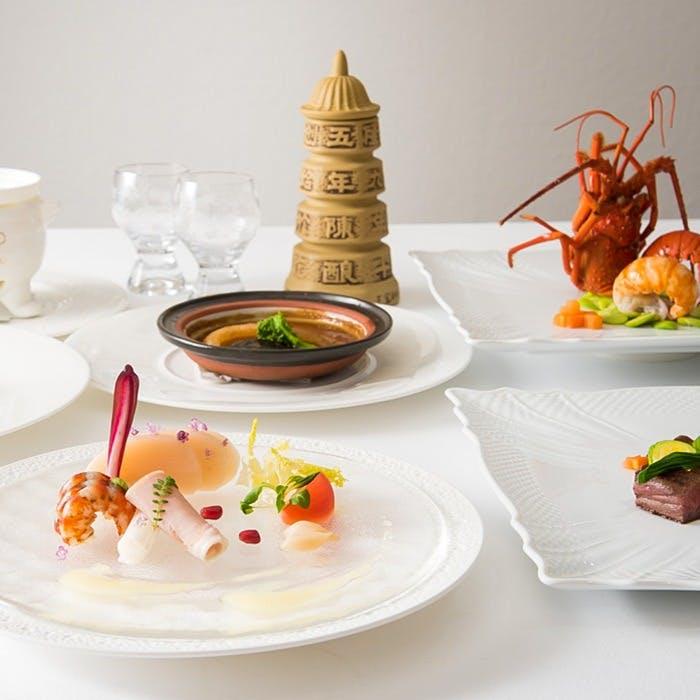 中国料理世界チャンピオンがつくる創作新中国料理