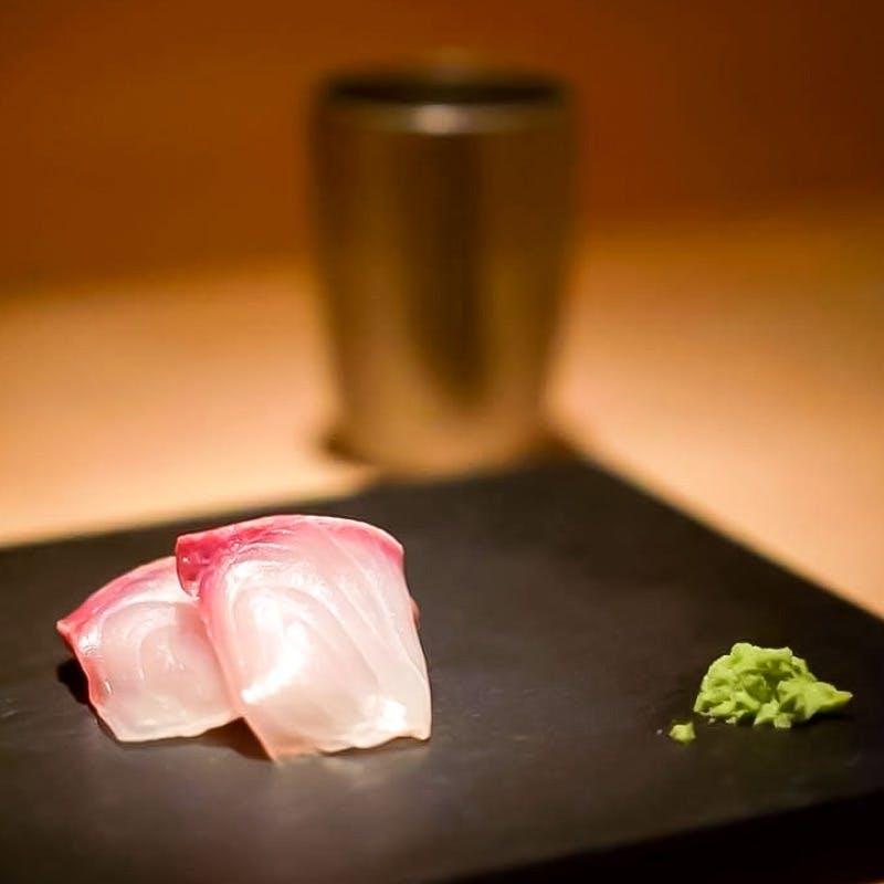 魚介と野菜にこだわるおまかせコース