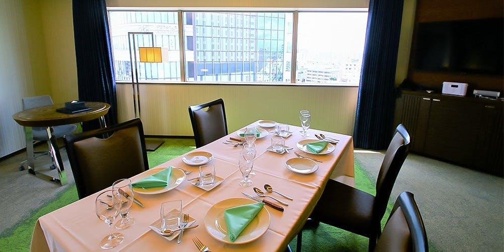 記念日におすすめのレストラン・The Private Lounge BY Richmond Hotel/リッチモンドホテルプレミア東京押上の写真2