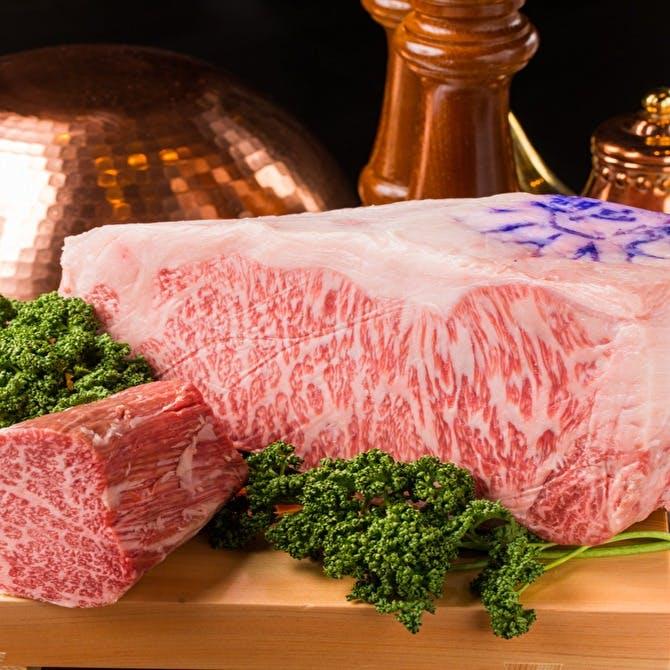 カワムラの神戸牛