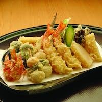 西麻布 天ぷら魚新