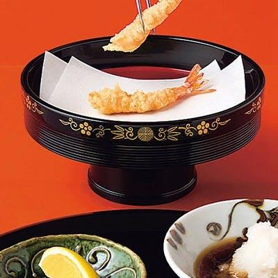 天ぷらは世界の味