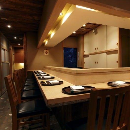 銀座・木挽町の日本料理店