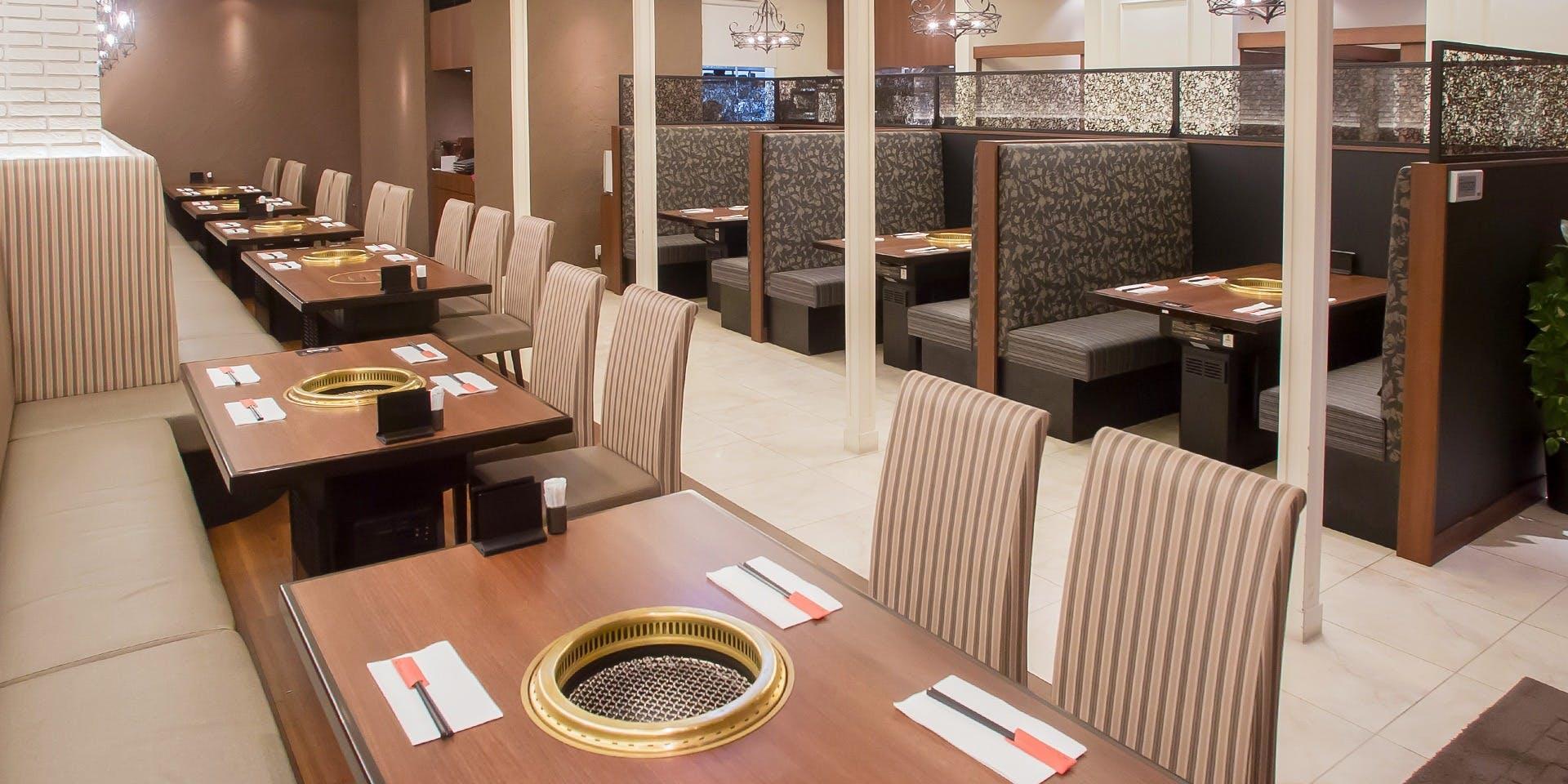 記念日におすすめのレストラン・肉處 きっしゃん あべのハルカスダイニング店の写真1