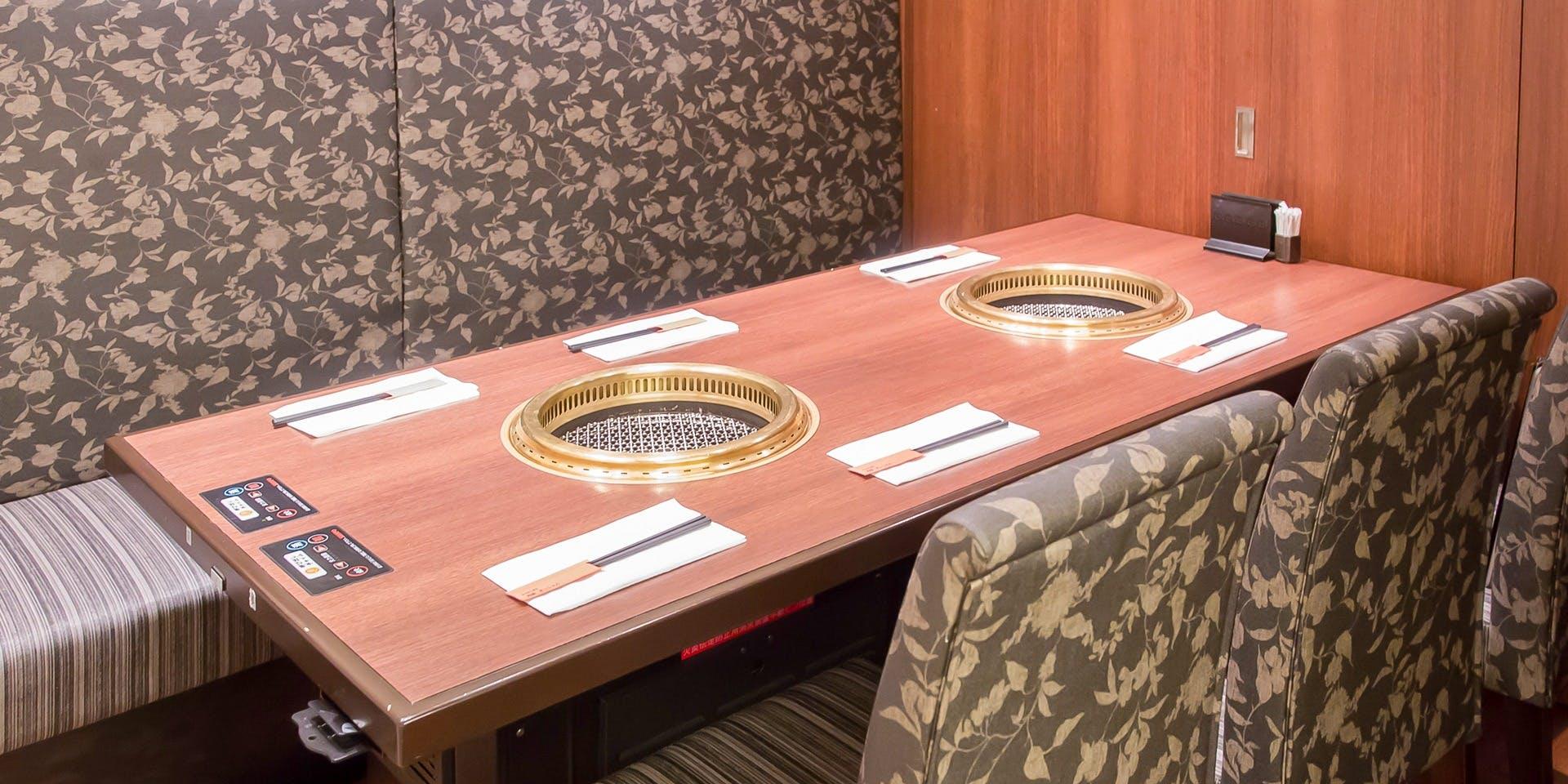 記念日におすすめのレストラン・肉處 きっしゃん あべのハルカスダイニング店の写真2