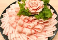 あぐー豚 しゃぶしゃぶ 豚や 葵