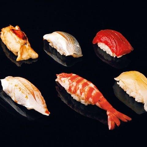 江戸前鮨の原点を、昔ながらの「お好み」で