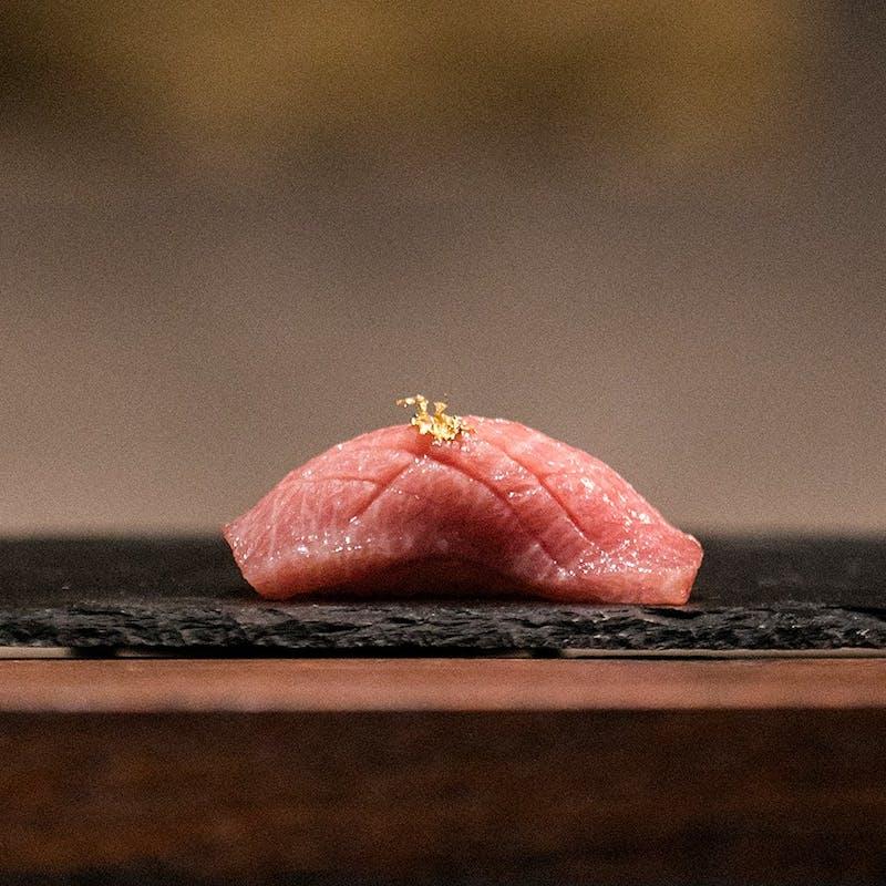 【鋒コース】八寸、土瓶、焼物、寿司7貫、甘味など全10品(個室確約/リクエスト予約)