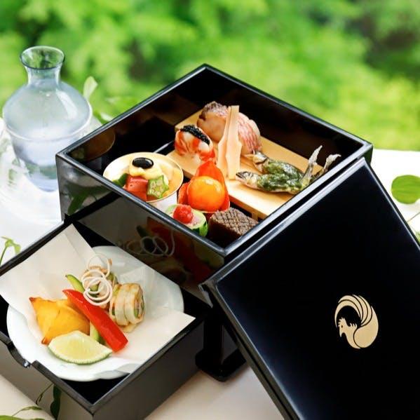 八王子日本閣のおもてなし料理