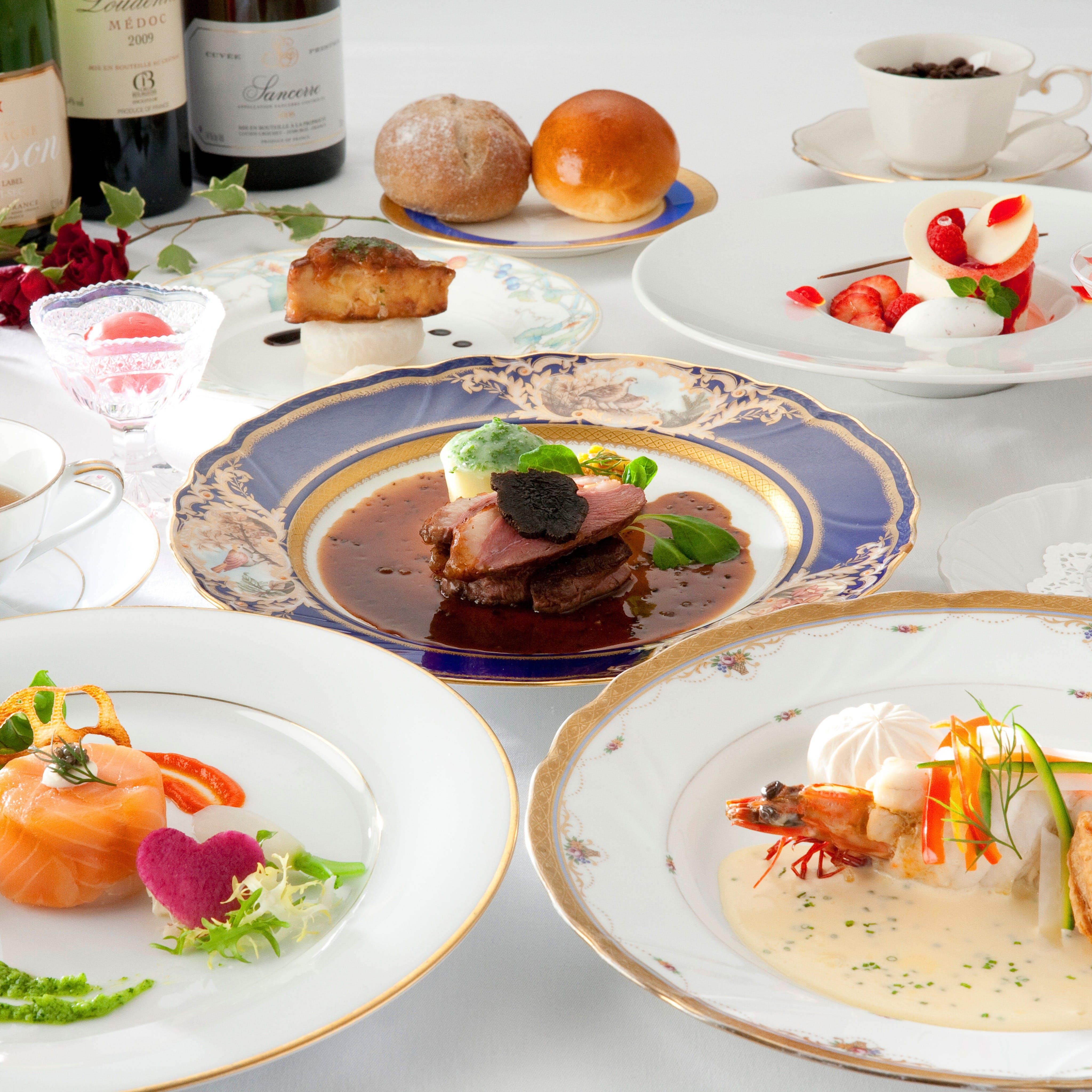 美味しさが驚きと感動を運ぶ想いでに残るお料理を