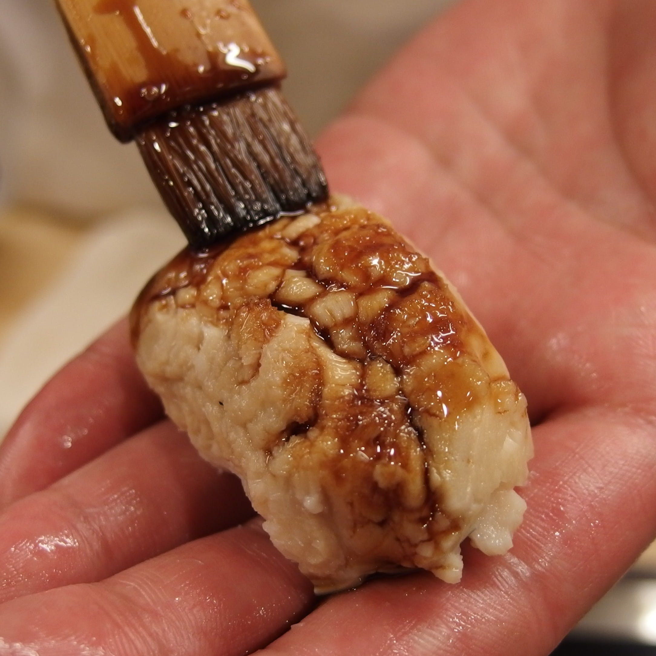 おもたせの稲荷寿司が絶品