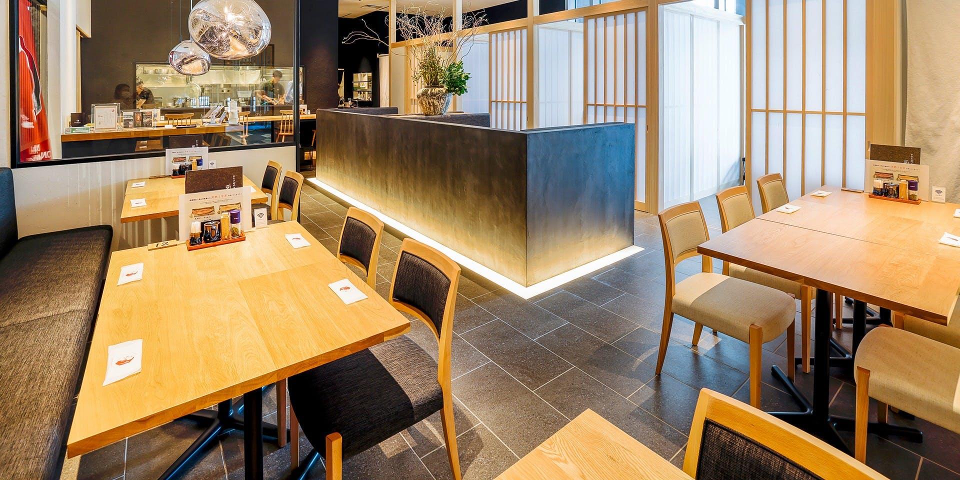 記念日におすすめのレストラン・うなぎ四代目菊川 ムスブ田町店の写真2