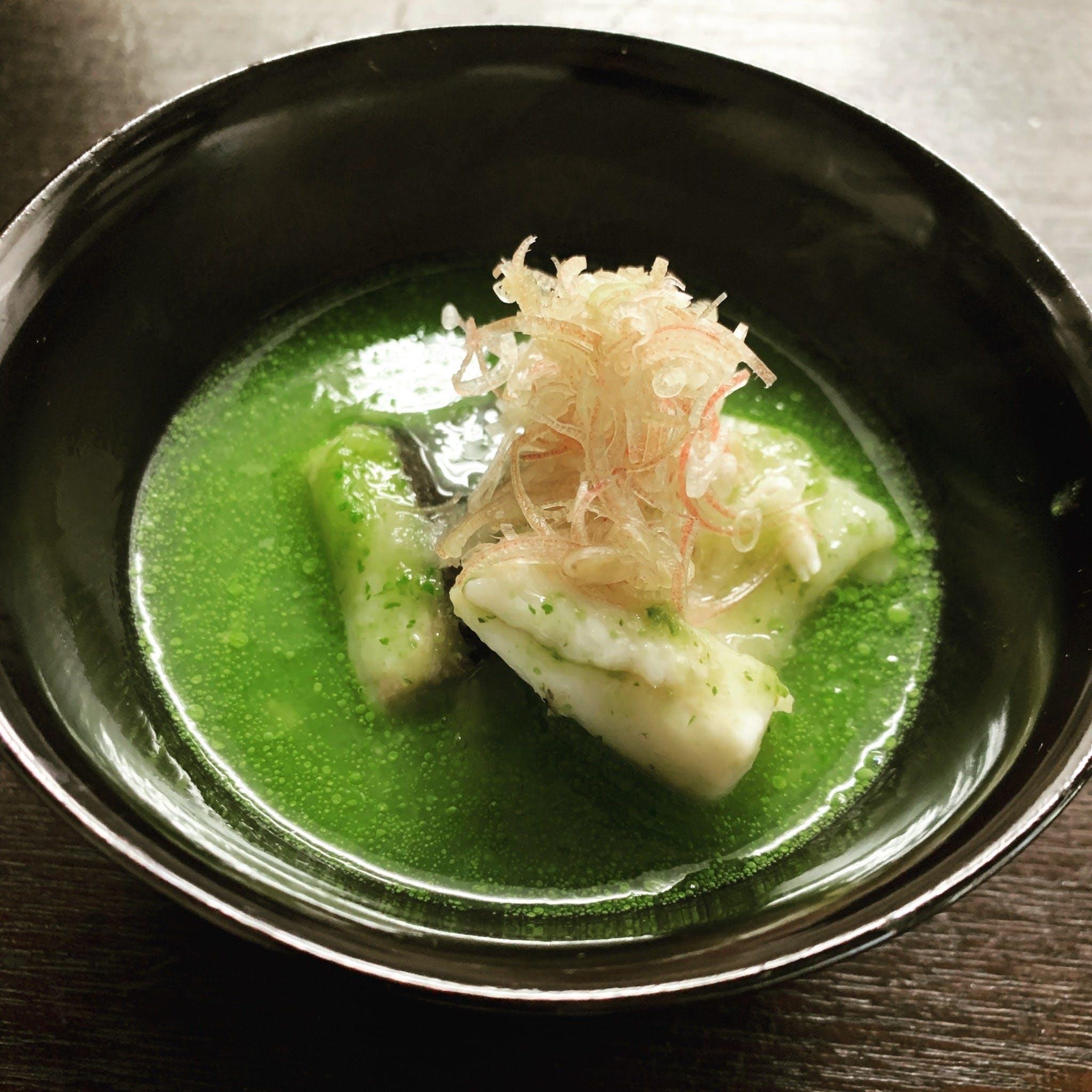 湘南・鎌倉地方の旬の食材をふんだんに使用