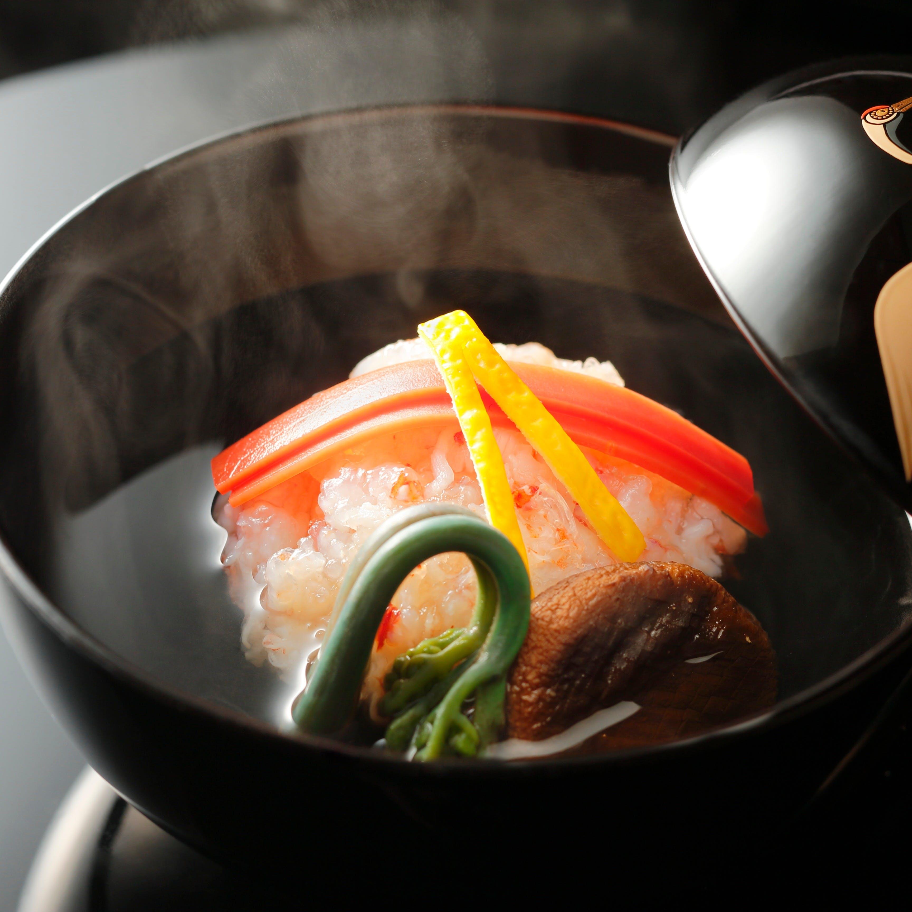 四季折々の恵みを大切にした京料理