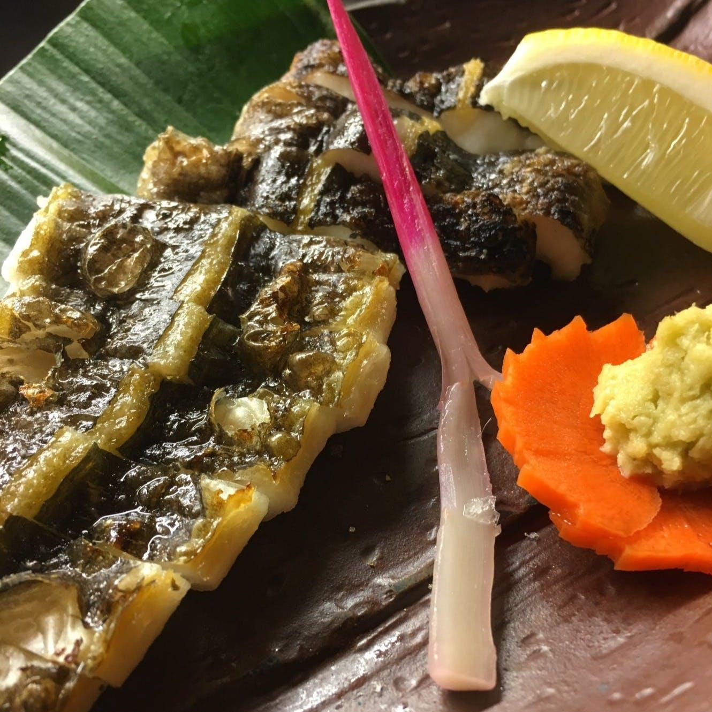 全国各地の新鮮な鮮魚を使った「お造り盛り合わせ」