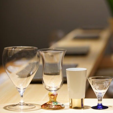 日本酒ぺリング