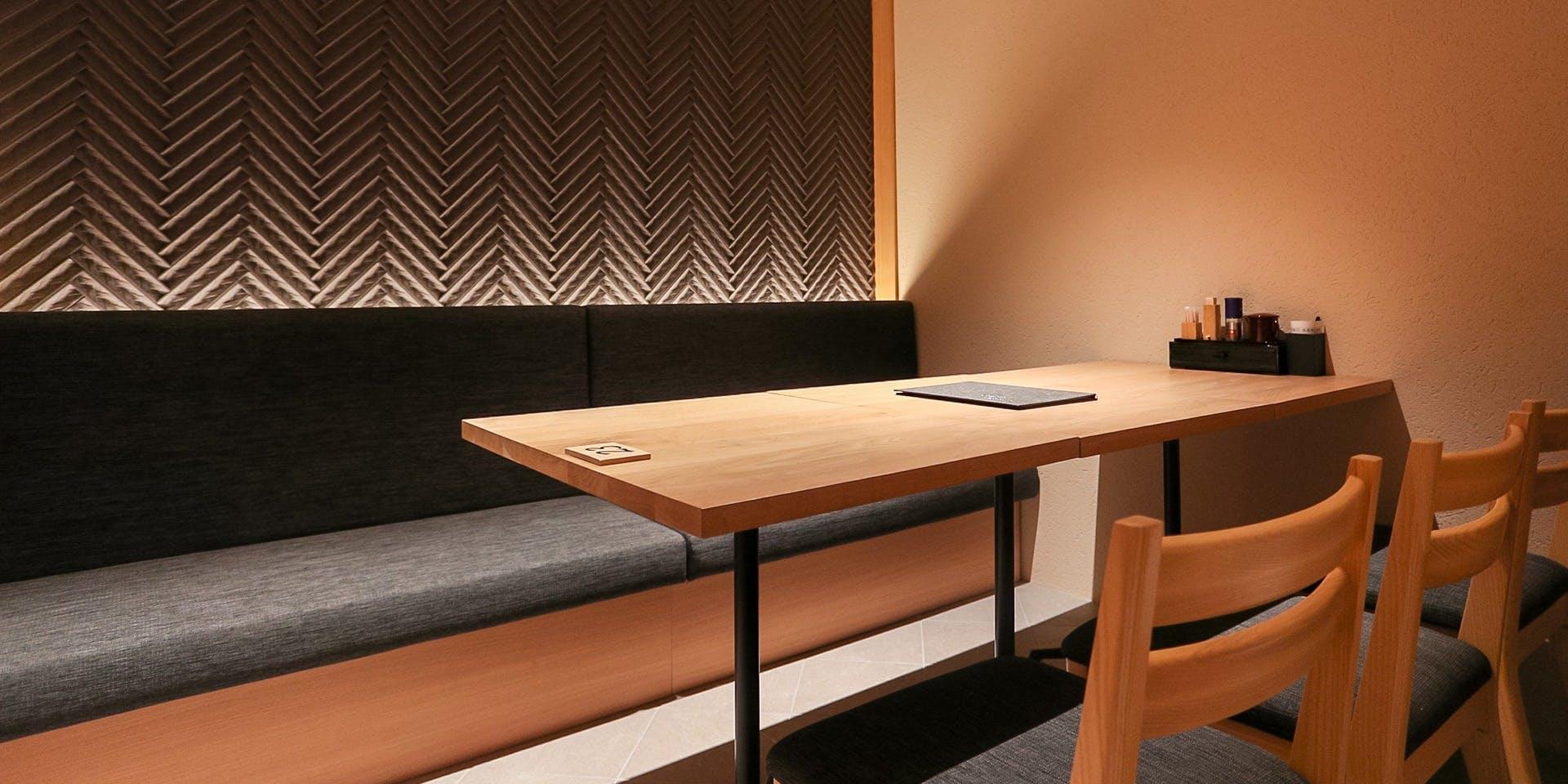 記念日におすすめのレストラン・うなぎ四代目菊川 クロスゲート金沢店の写真2