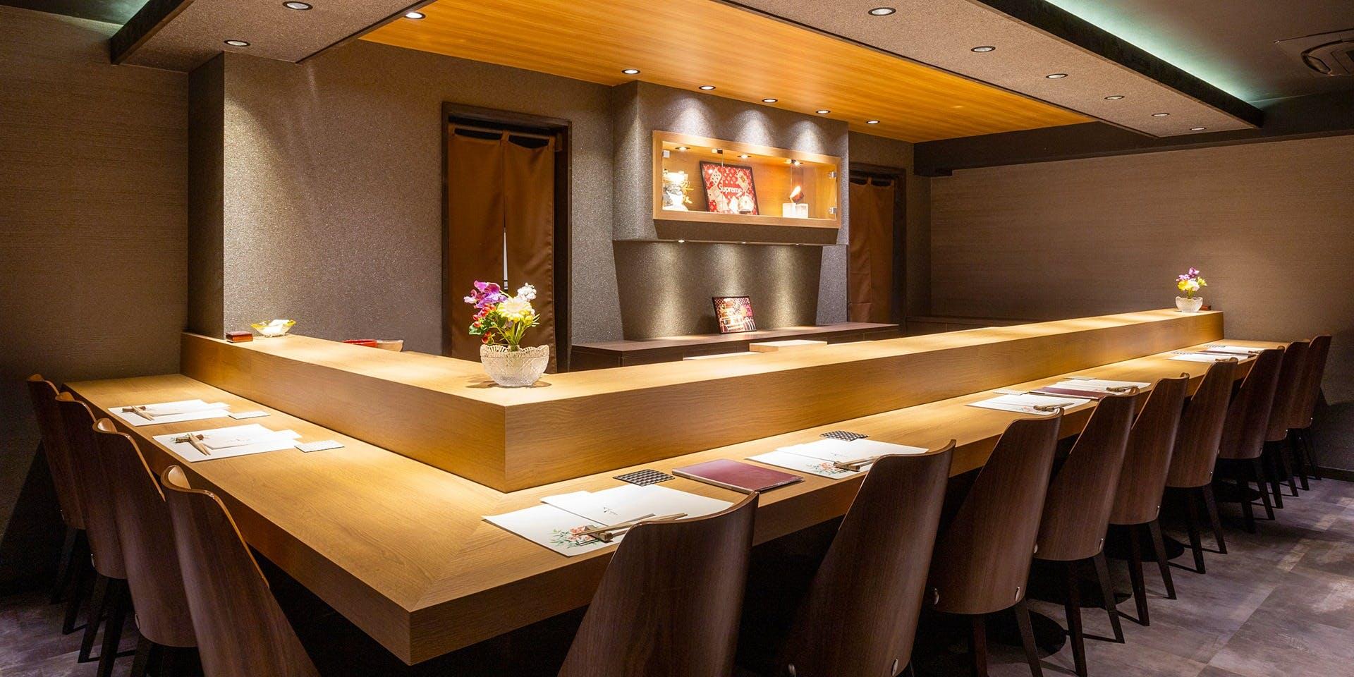 記念日におすすめのレストラン・秋葉原 寿司つばさの写真1