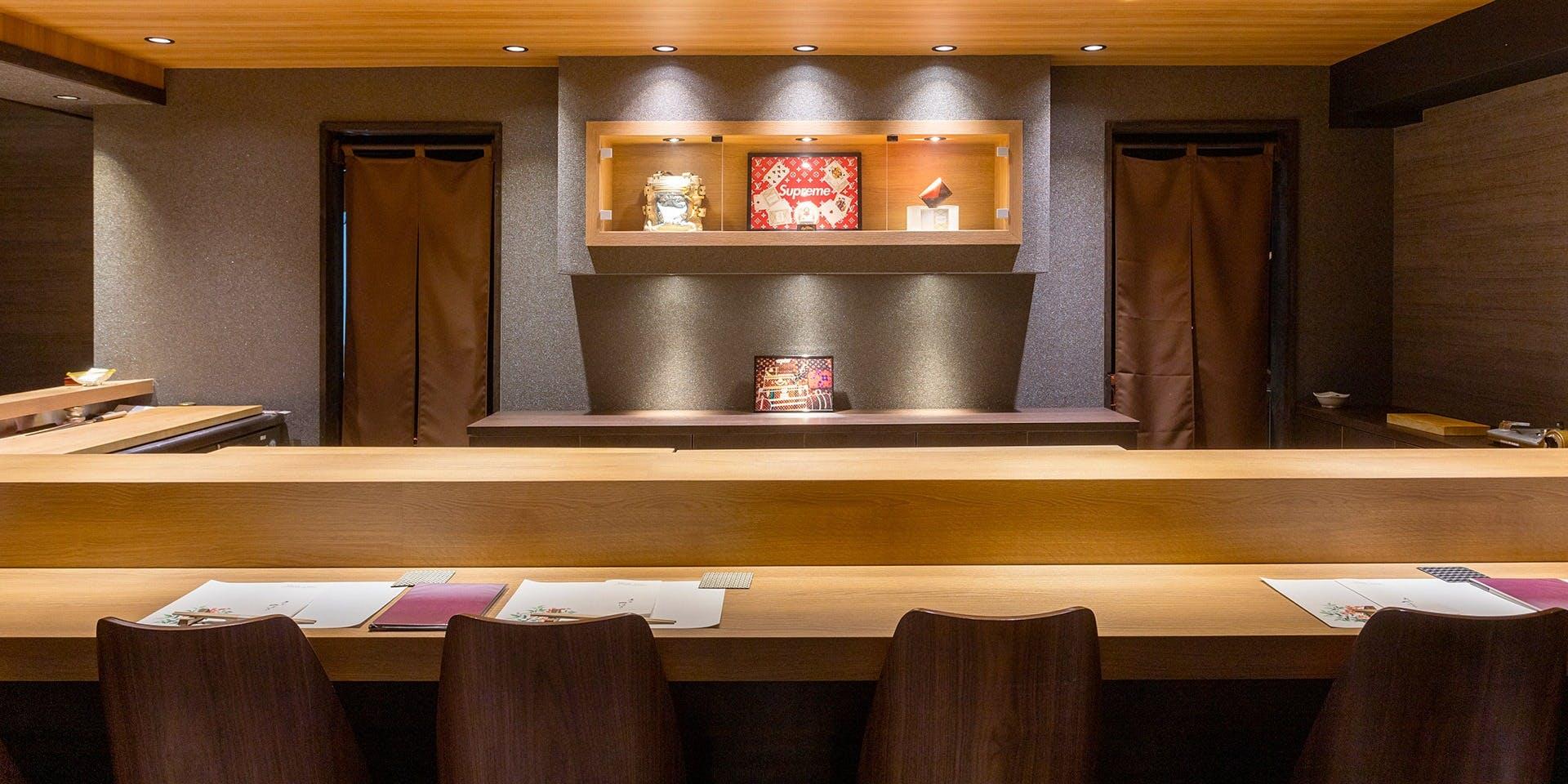 記念日におすすめのレストラン・秋葉原 寿司つばさの写真2