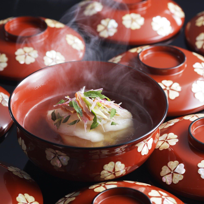 時代に合わせて革新し続ける日本料理