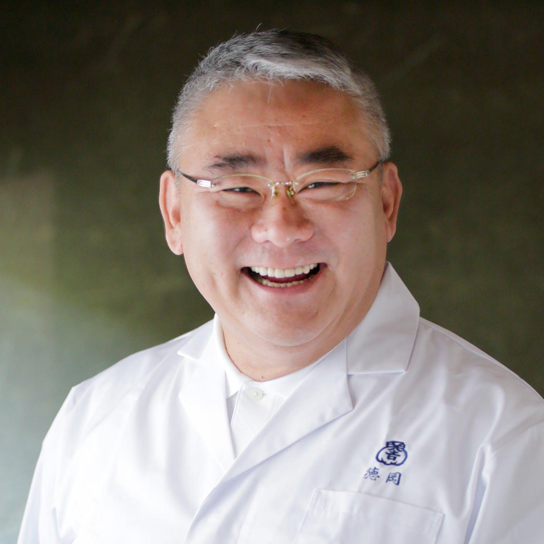 京都吉兆 三代目総料理長 徳岡邦夫氏