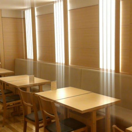 新百合ヶ丘エルミロード5階の和モダンで開放的な空間