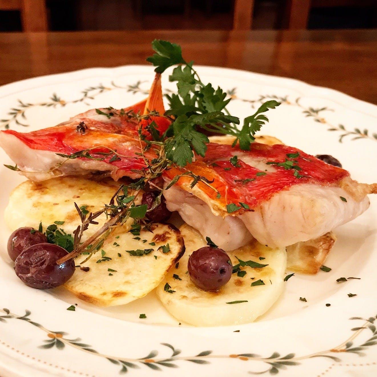 素材の持ち味をシンプルに、南イタリアの食の幸せをお届け