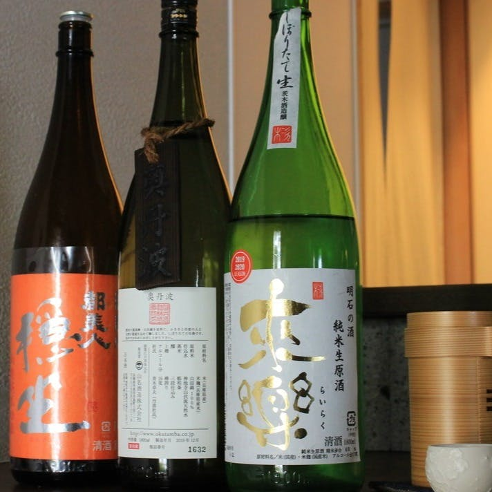 兵庫県の地酒を中心に銘酒を10種厳選