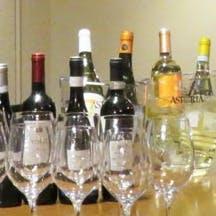 厳選したイタリアワインの数々