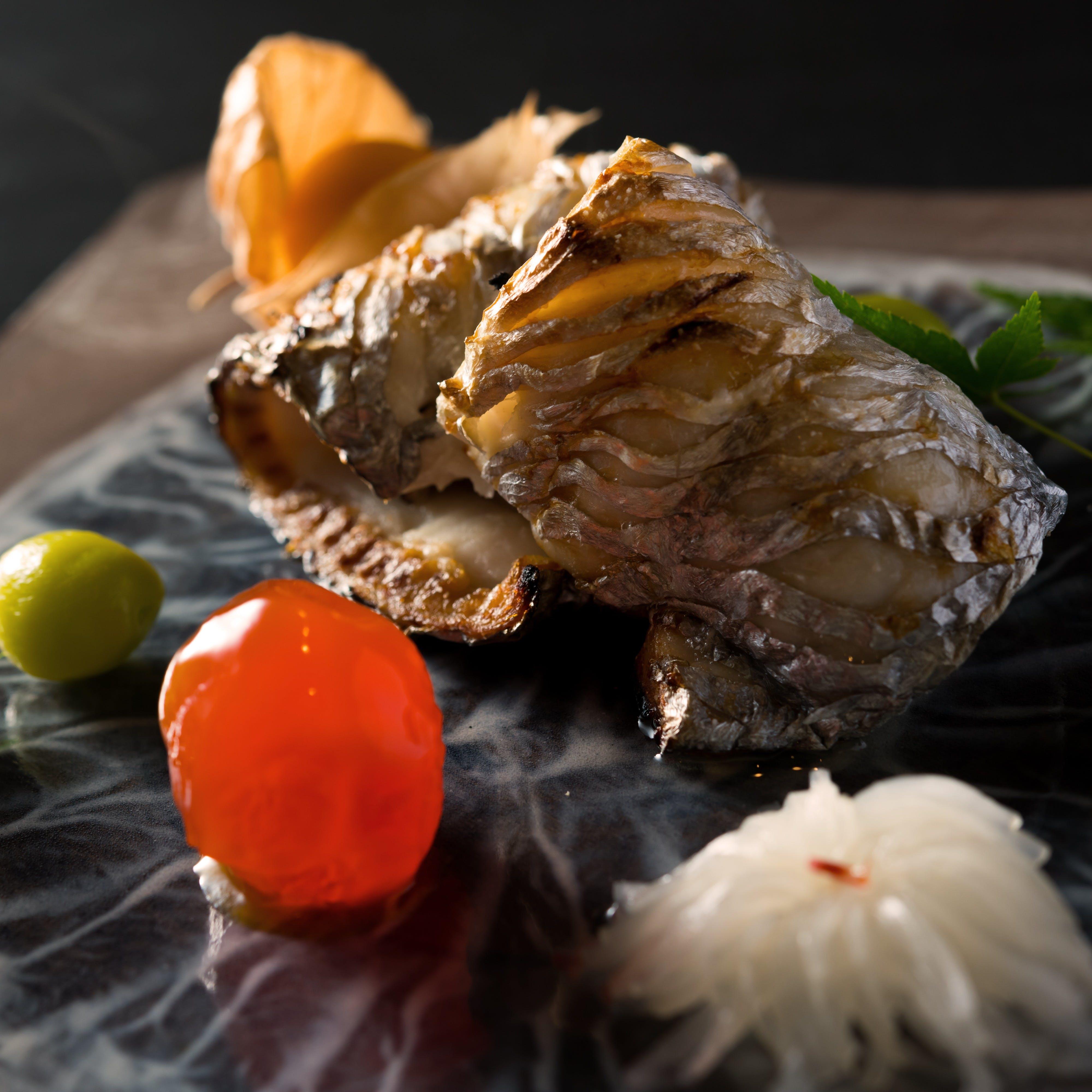 旬の素材にこだわった和食