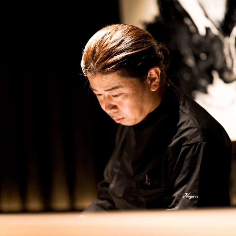 Keiji Matoba 的場圭司