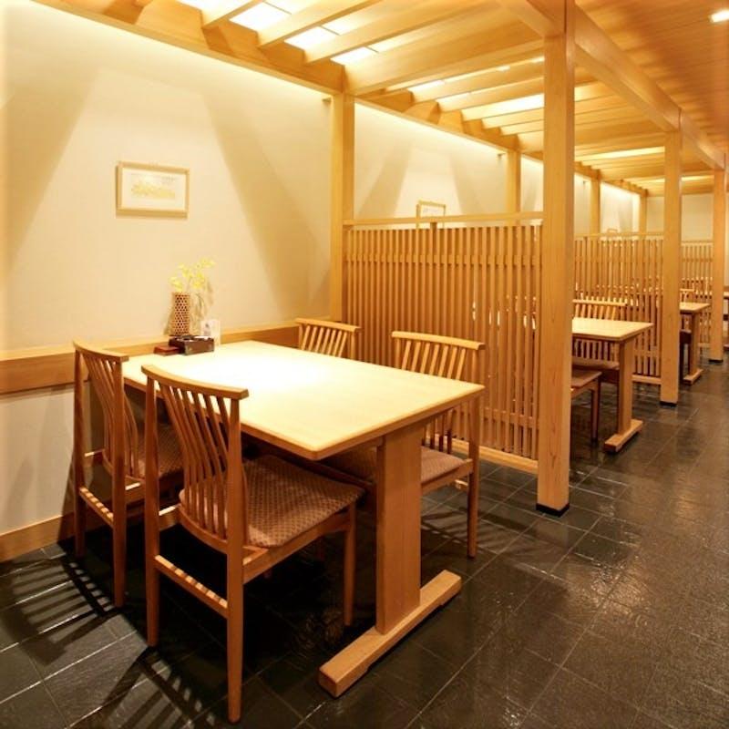 【昼食】席のみのご予約(テーブル席)