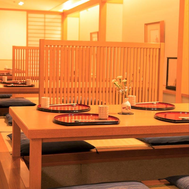 【夕食】席のみのご予約(小上がり席)