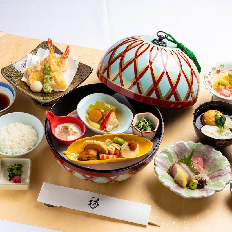 【お昼限定】 毬弁当