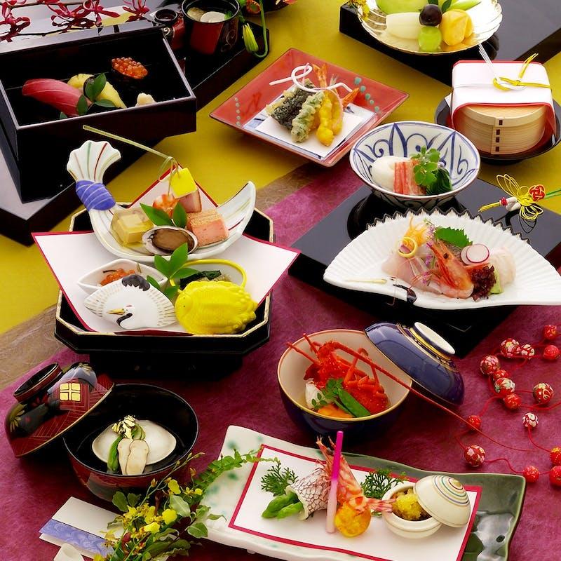 【嵐山】前菜、お造り四種、強い肴、揚げ物など全9品(個室確約・リクエスト予約)