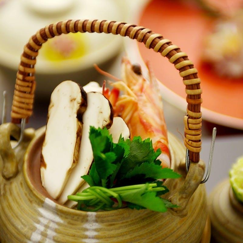 【北山】前菜、造り四種、煮物替わり、揚物など全9品(個室確約)