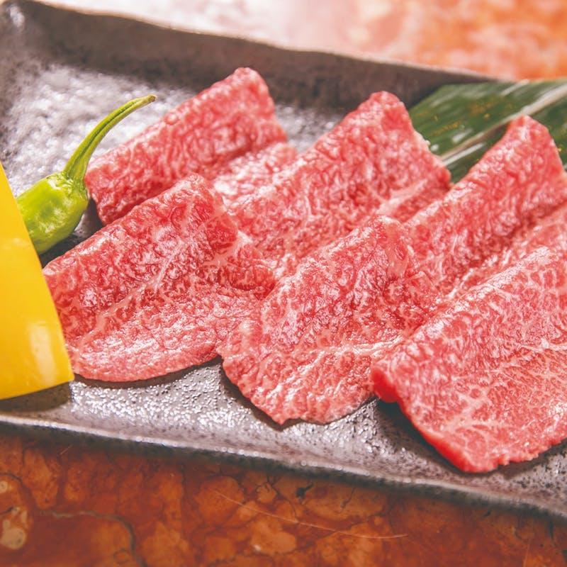【宮中肉盛りコース】全19品