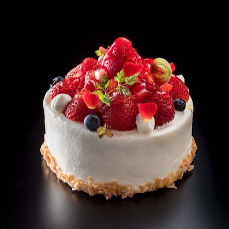 【Anniversary Course】全7品+乾杯ノンアルコールドリンク+アニバーサリーケーキ