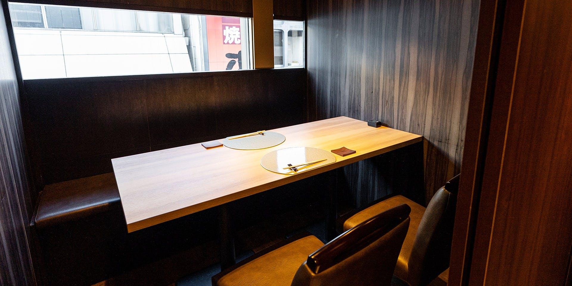 記念日におすすめのレストラン・黒潮海閤 上野店の写真1