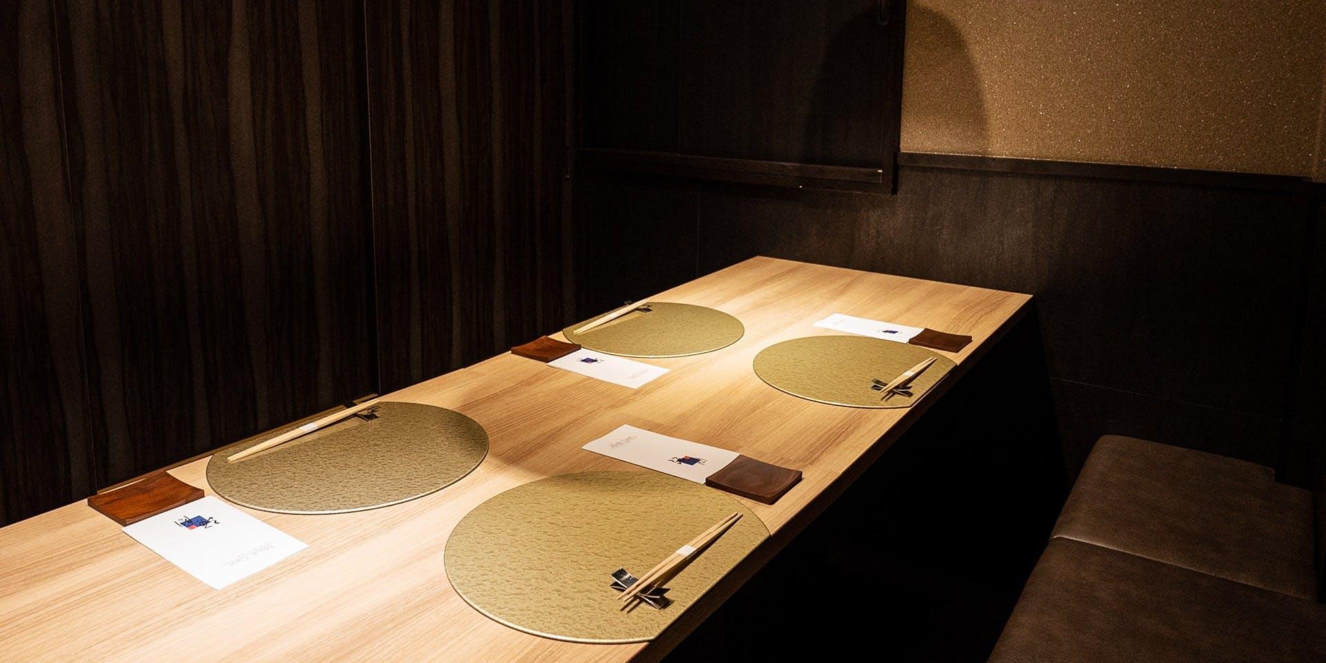 記念日におすすめのレストラン・黒潮海閤 上野店の写真2
