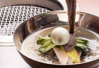 焼肉冷麺 ユッチャン。 北新地店