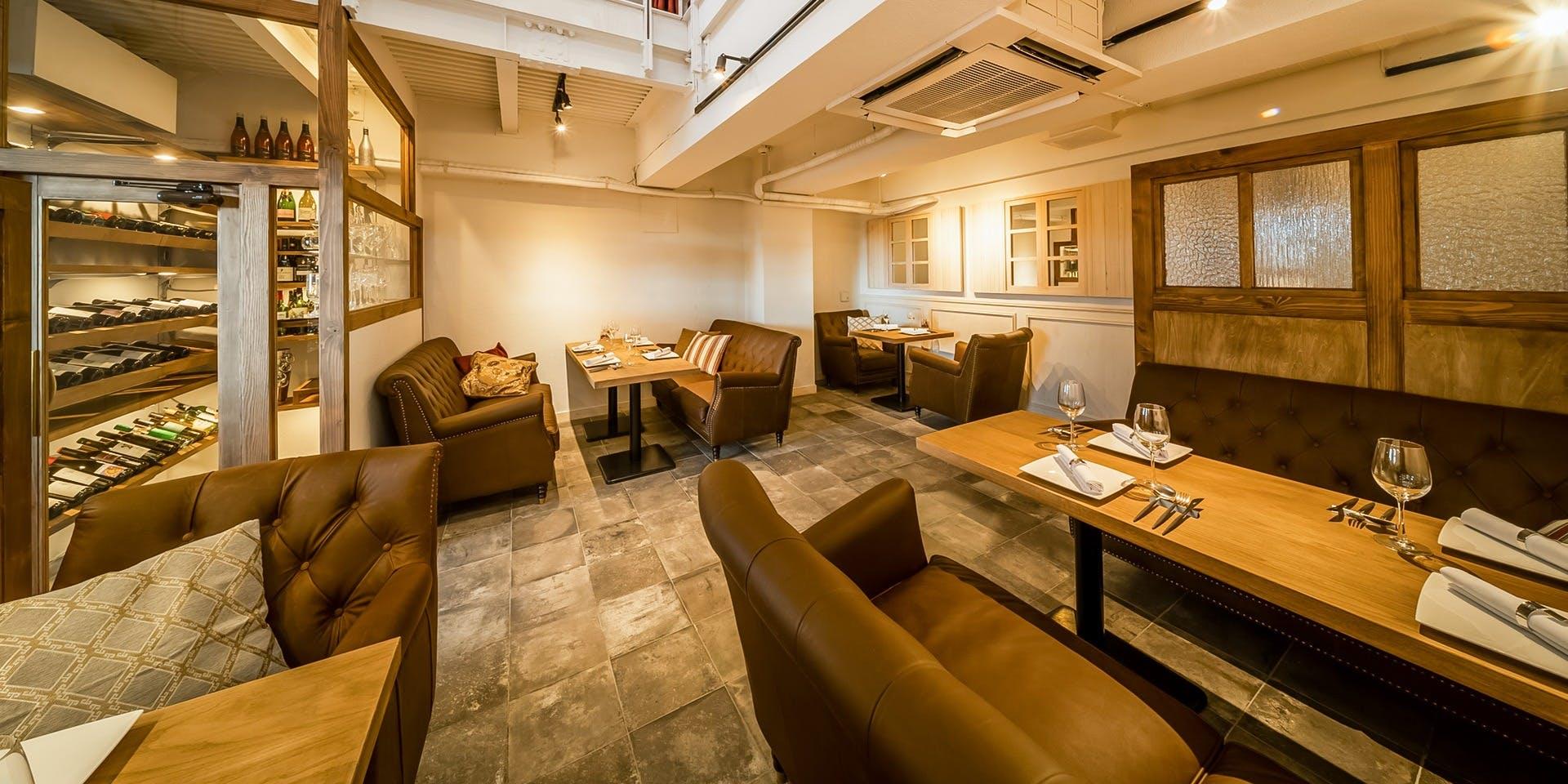 記念日におすすめのレストラン・Salon de Patinaの写真1