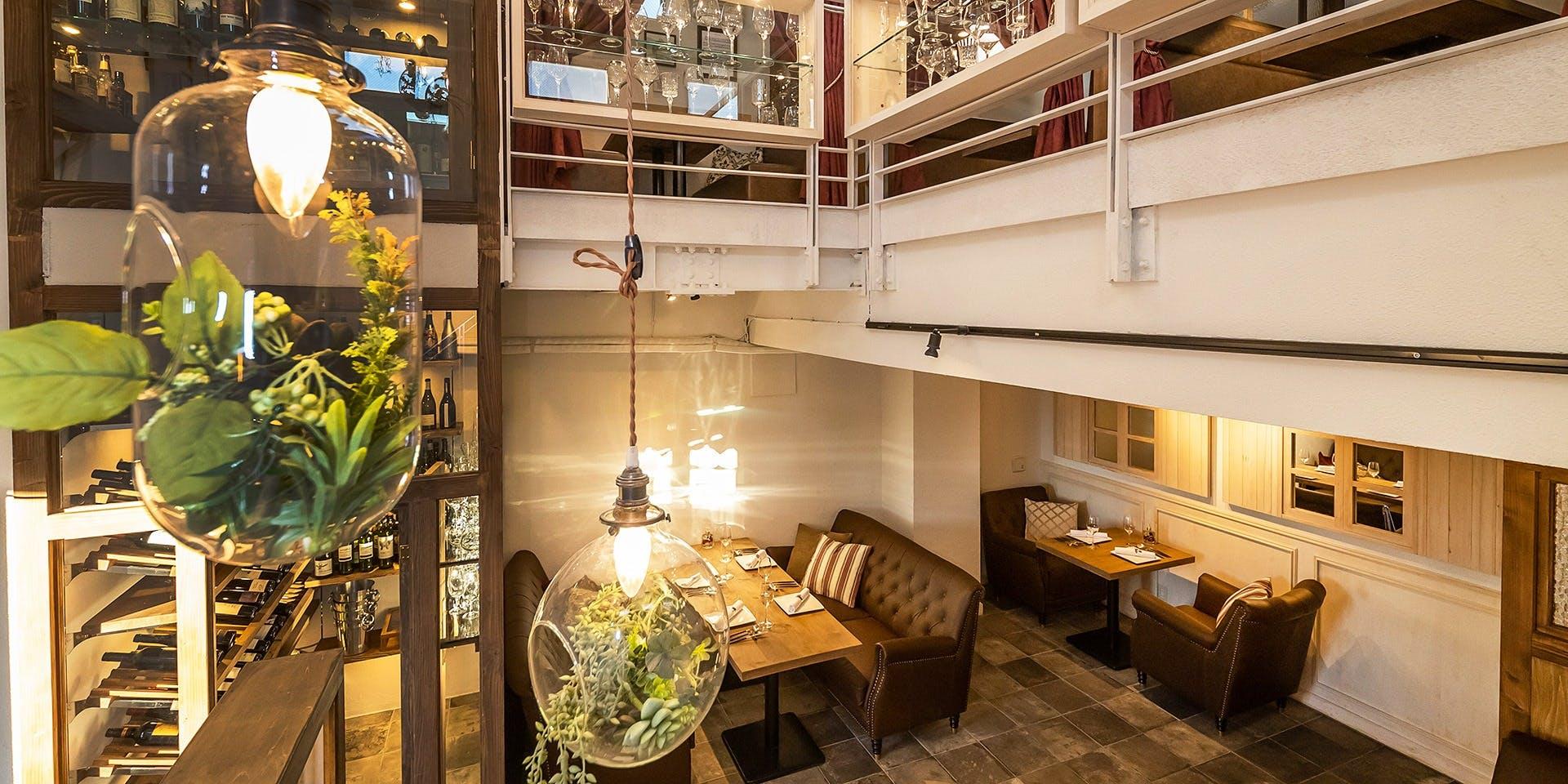 記念日におすすめのレストラン・Salon de Patinaの写真2