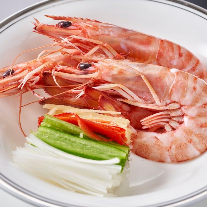 【壽脩‐jushu‐】特選黒毛和牛リブロース肉の香り焼き・酔っ払い海老など 全8品
