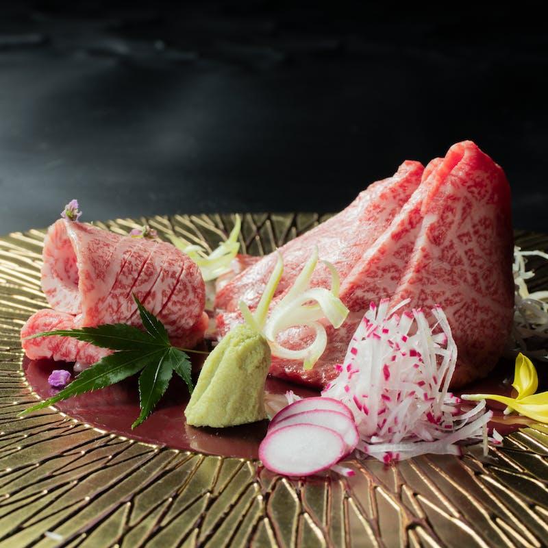 お寿司&お肉 お試しコース